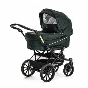Комплект 2 в 1 Emmaljunga Edge Duo Combi Oxford Green (без шасси) 12605