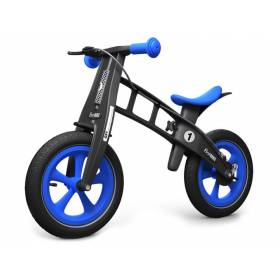 Беговел FirstBIKE Limited Edition с тормозом Blue