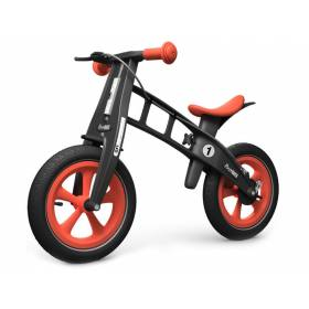 Беговел FirstBIKE Limited Edition с тормозом Orange
