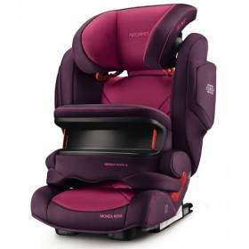 Автокресло детское Recaro Monza Nova IS Seatfix Power Berry