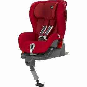 Автокресло Britax/Romer Safefix Plus Flame Red