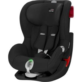 Детское автокресло Britax/Romer King II LS Black series Cosmos Black