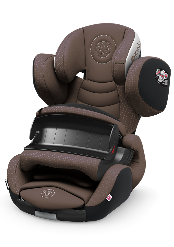 Автокресло Kiddy Phoenixfix 3 Nougat Brown