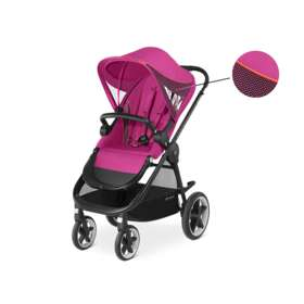 Коляска прогулочная Cybex Balios M Passion Pink