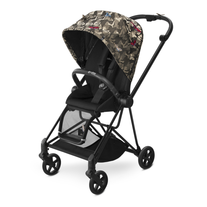 Коляска Cybex Mios Butterfly Collection
