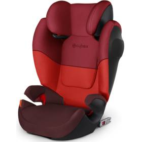 Автокресло Cybex Solution M-Fix SL Rumba Red