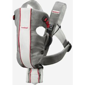 Рюкзак-кенгуру BabyBjorn Original Mesh (0290.10) Grey/White