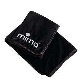 Плед Mima Blanket Black