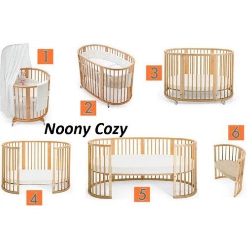 Кроватка noony cozy трансформер отзывы