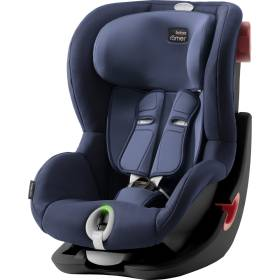 Детское автокресло Britax/Romer King II LS Black series Moonlight Blue