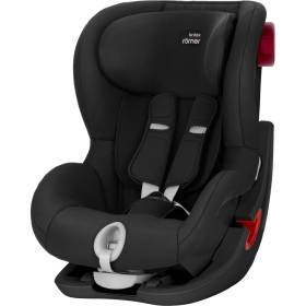 Детское автокресло Britax/Romer King II Black Series Cosmos Black