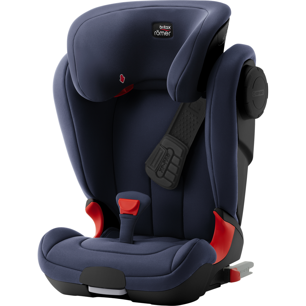Автокресло Britax/Romer Kidfix II XP SICT black series Moonlight Blue