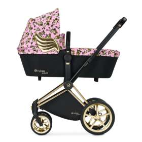 Коляска 2 в 1 Cybex Priam Lux Cherubs by Jeremy Scott Pale PINK
