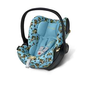 Автокресло Cybex Cloud Q by Jeremy Scott Cherub Blue