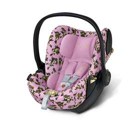 Автокресло Cybex Cloud Q by Jeremy Scott Cherubs Pink