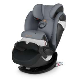 Автокресло Cybex Pallas M-Fix Pepper Black 2018