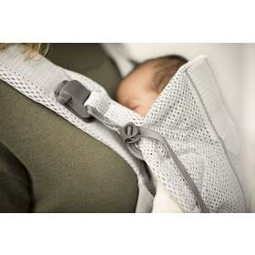 Рюкзак-кенгуру BabyBjorn One Air Silver/Mesh арт.0980.04