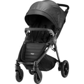 Прогулочная коляска  Britax / Romer B-Motion 4 Plus Black Denim