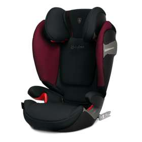 Автокресло Cybex Solution S-fix Victory Black