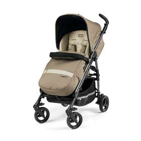 Прогулочная коляска Peg-Perego Si Completo Class Beige