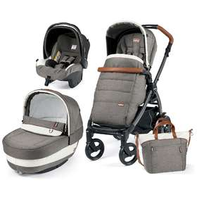 Коляска 3 в 1 Peg-Perego Polo Elite Modular на шасси Book 51