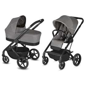 Коляска 2 в 1 Cybex Balios S Manhattan Grey