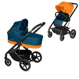 Коляска 2 в 1 Cybex Balios S Tropical Blue
