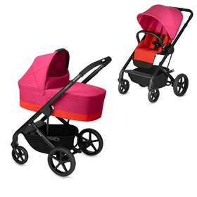 Коляска 2 в 1 Cybex Balios S Fancy Pink