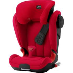 Автокресло Britax/Romer Kidfix II XP Sict Black series Fire Red
