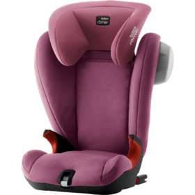 Автокресло Britax/Romer Kidfix SL Sict  Black Series Wine Rose
