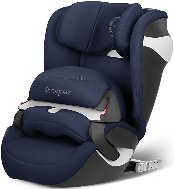 Автокресло Cybex Juno M-fix Denim Blue