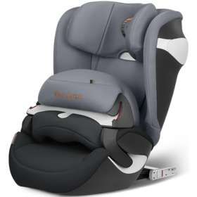 Автокресло Cybex Juno M-fix Pepper Black