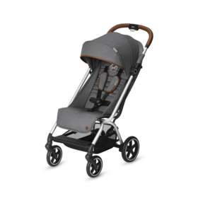Коляска Cybex Eezy S + Denim Collection Manhattan Grey