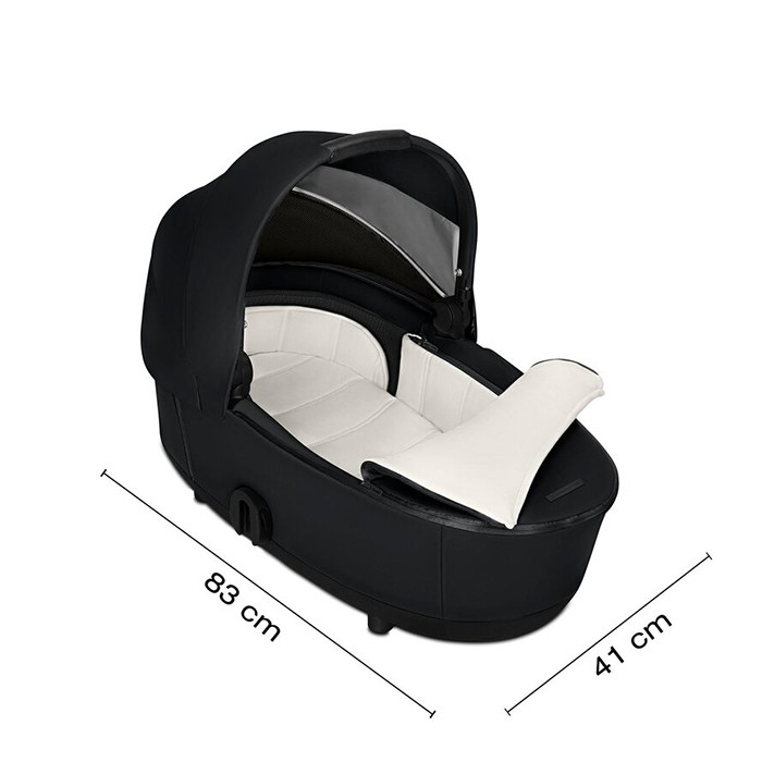 Люлька Cybex Mios Lux Carry Cot Fancy Pink