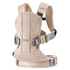 Рюкзак-кенгуру BabyBjorn One Air Pearly Pink/Mesh арт.0980.01
