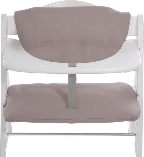 Вкладыш в стульчик Hauck Highchairpad Deluxe	 Stretch Beige