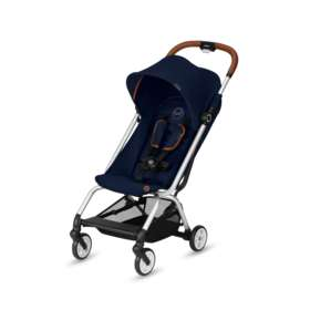 Прогулочная коляска Cybex Eezy S Denim Collection Denim Blue