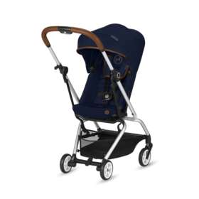 Прогулочная коляска Cybex Eezy S Twist Denim Collection Denim Blue