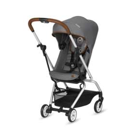 Прогулочная коляска Cybex Eezy S Twist Denim Collection Manhattan Grey