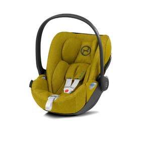 Автокресло детское Cybex Cloud Z I-Size Plus Mustard Yellow 2020