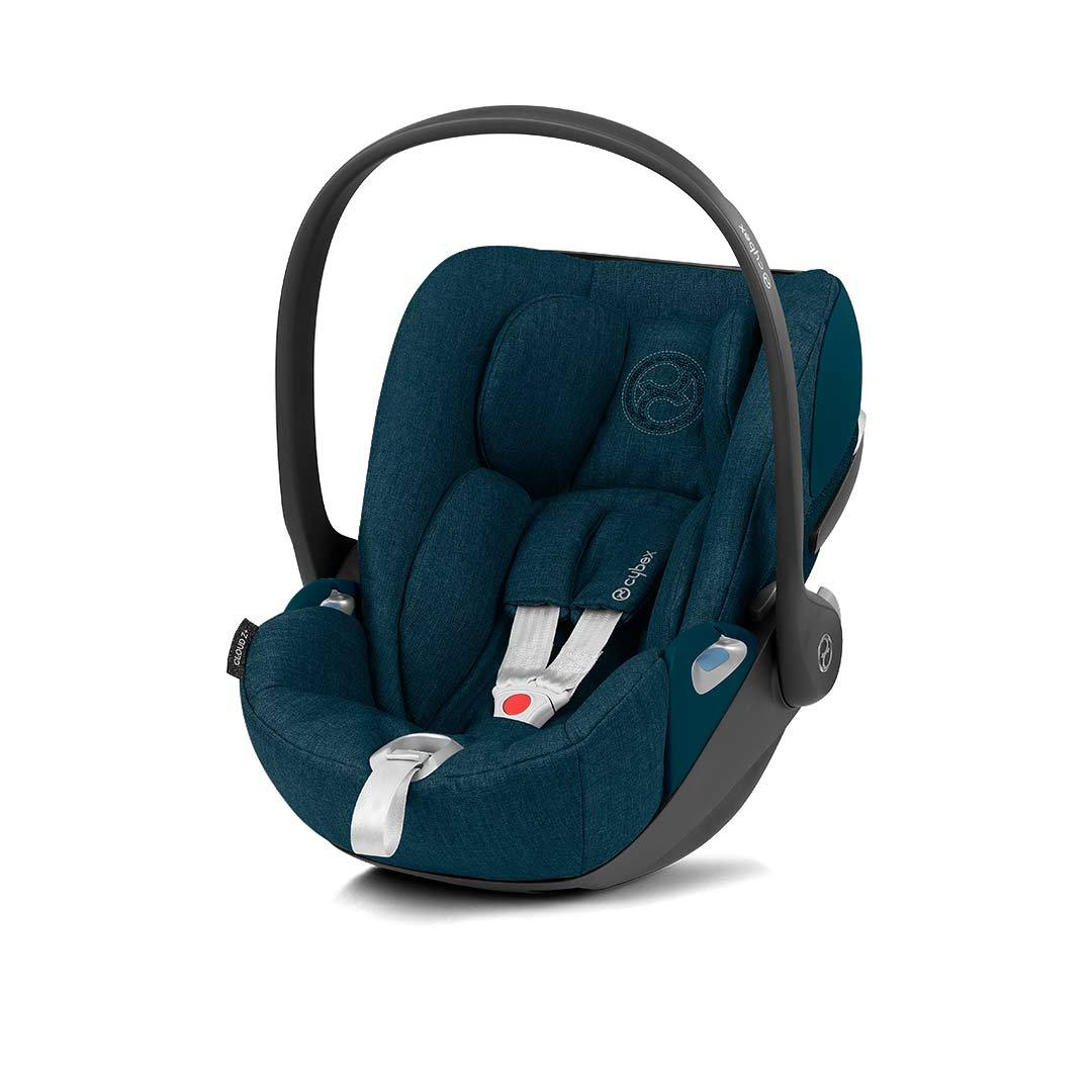 Автокресло детское Cybex Cloud Z I-Size Plus Mountain Blue 2020