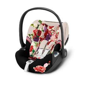 Автокресло детское Cybex Cloud Z I-Size Spring Blossom Light