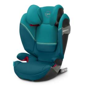 Автокресло Cybex Solution S-fix River Blue 2020