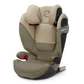Автокресло Cybex Solution S-fix Classic Beige 2020