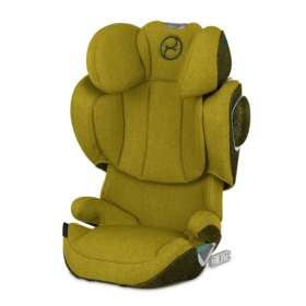 Автокресло Cybex Solution Z-Fix Plus Mustard Yellow 2020
