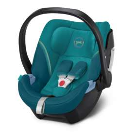 Автокресло Cybex Aton 5 River Blue