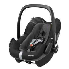 Автолюлька Maxi-Cosi Pebble Pro i-Size Frequency Black