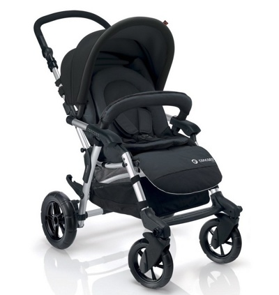 Прогулочная коляска Concord Fusion Buggy BLACK