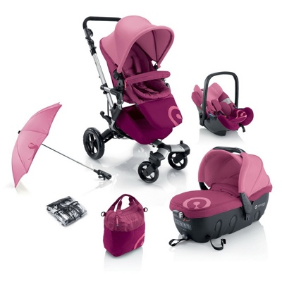 Коляска 3 в 1 Concord Neo Travel-Set - PINK