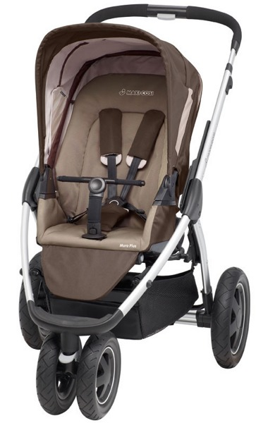 Коляска Maxi Cosi Mura Plus 3 Walnut Brown